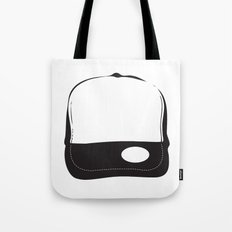 No Logo Cap Tote Bag