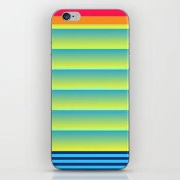 Gradient Fades v.2 iPhone Skin
