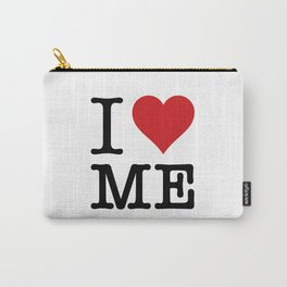 I Love Me Carry-All Pouch
