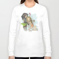 fili Long Sleeve T-shirts featuring Kili and Mer!Fili by ScottyTheCat
