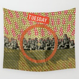 No Dark Sarcasm In The Classroom Wall Tapestry
