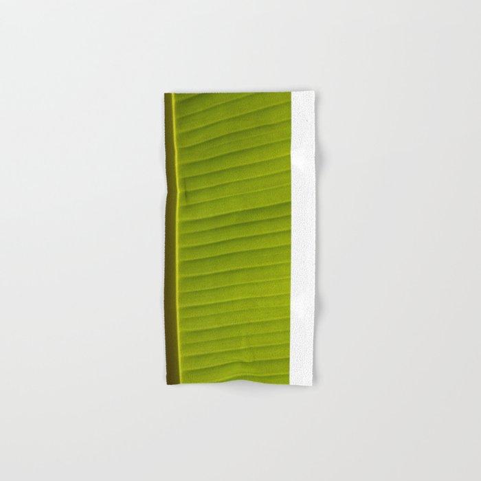 Banana Leaf II Hand & Bath Towel