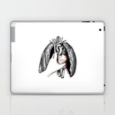 Lungs and Heart Laptop & iPad Skin
