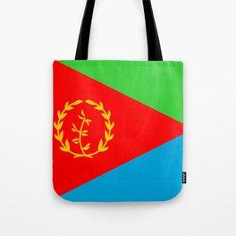 Eritrea country flag Tote Bag