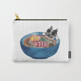 Frenchie Ramen Carry-All Pouch
