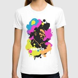 Soul Activism :: Curtis Mayfield T-shirt