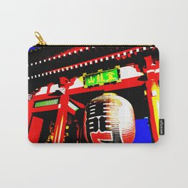 Kaminarimon Carry-All Pouch