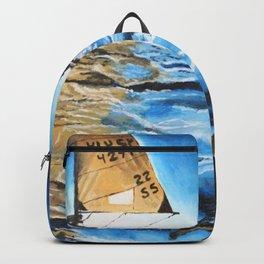 Racing Sails Backpack