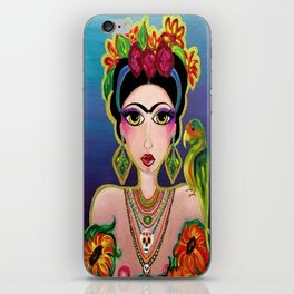 Viva La Vida 2 iPhone Skin