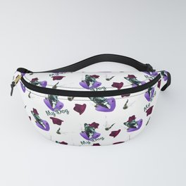 Dog In Fashion Fanny Pack