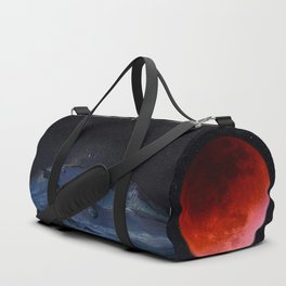 Blood Moon Duffle Bag