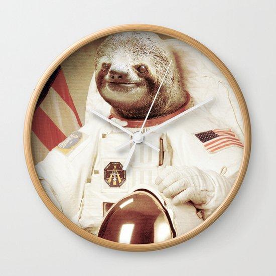 Sloth Astronaut by bakus