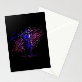 Sakura Samurai Stationery Cards