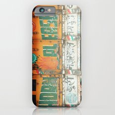 horn please! india truck sign iPhone 6s Slim Case