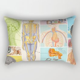 It's What's On The Inside… Rectangular Pillow