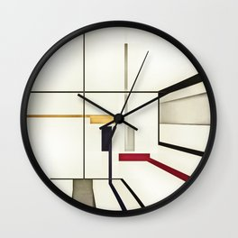 PJK/68 Wall Clock
