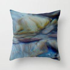 transparency2 Throw Pillow