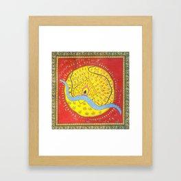 Sacred Geography of Banaras Framed Art Print