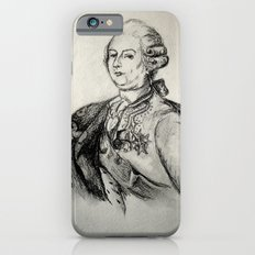 French Sketch III Slim Case iPhone 6s