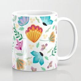 Brilliant Blooms Coffee Mug