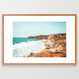 Vitamin Sea #photography #nature Framed Art Print