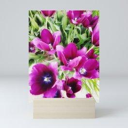 Tulips of Abbotsford Mini Art Print