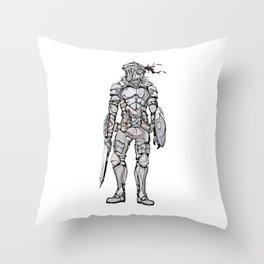 Goblins? Throw Pillow