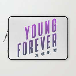 BTS ! Young Forever Laptop Sleeve