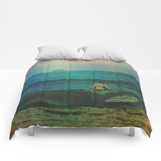 Life in the Vivid Dream Comforters