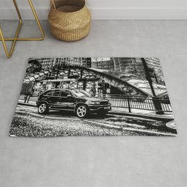 Corporate world Rug
