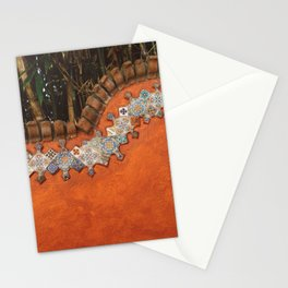 Mexican Tile Stationery Cards