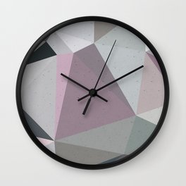 Urban Geometry #buyart #geometry Wall Clock