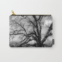 400-Year-Old Oak Carry-All Pouch