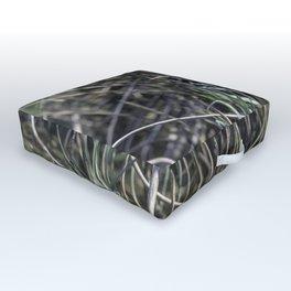 Green Heron Outdoor Floor Cushion