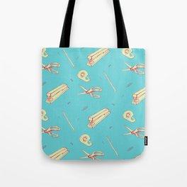 Work-a-holic Tote Bag