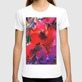 Plenty Poppies T-shirt