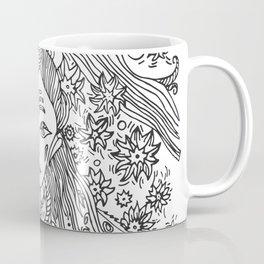 Young Shiva Coffee Mug