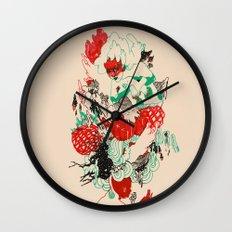 rebirther Wall Clock