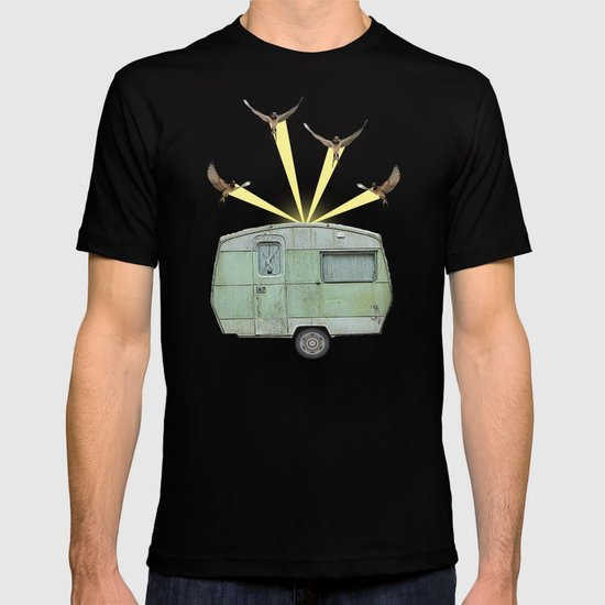 The best way to travel T-shirt