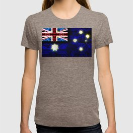 circuit board australia (flag) T-shirt