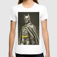1989 T-shirts featuring BAT-MAN 1989 by Bungle