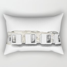 swedish lake lofts Rectangular Pillow
