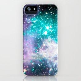 Unicorn Galaxy NGC 281 iPhone Case