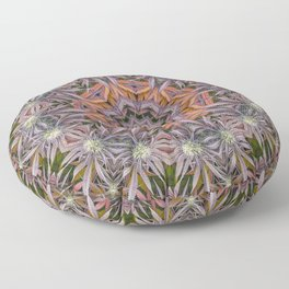 Sacred Ganjametry - Purple Punch Floor Pillow