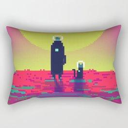 PHAZED PixelArt 2 Rectangular Pillow