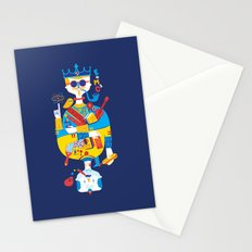 Jack of Smarts (Knave of Slobs) Stationery Cards