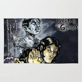 Dark & Gloom - Something is Stirring Rug