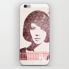 Beauty is Fleeting #1 iPhone & iPod Skin
