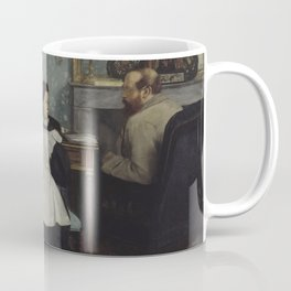 The Bellelli Family (Family Portrait) Coffee Mug