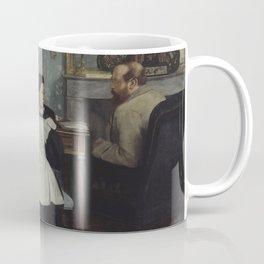The Bellelli Family (Family Portrait) Coffee Mug